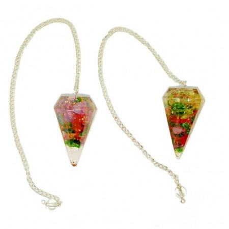 Wholesale Orgonite Healing Pendulums