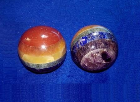 7 chakra crystal ball