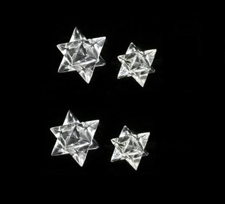Clear-Quartz-Crystal-Merkaba-Stars-High Quality