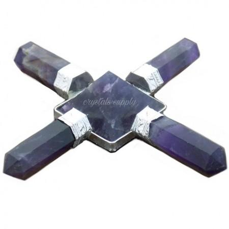 Amethyst Energy Generator - Wholesale Gemstone Aura Energy Generator Tool